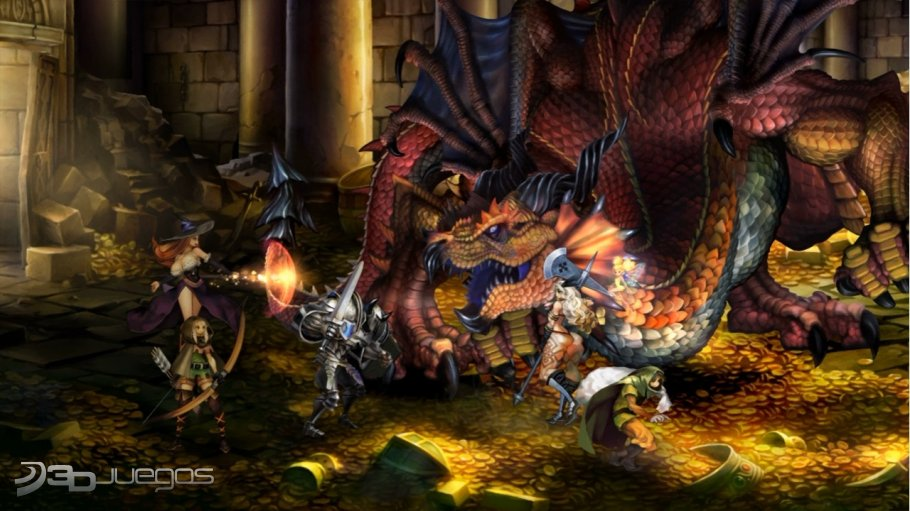 Dragon's Crown - Primer contacto