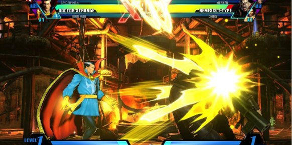 Ultimate Marvel vs. Capcom 3: Impresiones jugables