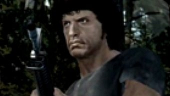 Video Rambo, Rambo: Gameplay: El Bosque