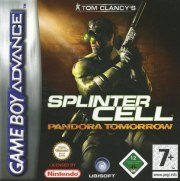 Carátula de Splinter Cell: Pandora Tomorrow - GBA