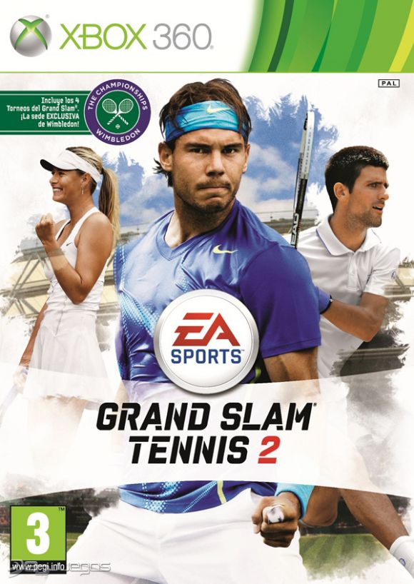 Grand Slam Tennis 3