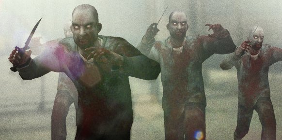 PlagueFest, modalidad competitiva con zombis para Counter-Strike: Global Offensive