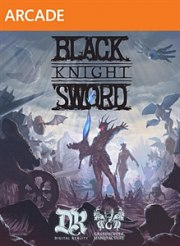 Carátula de Black Knight Sword - Xbox 360
