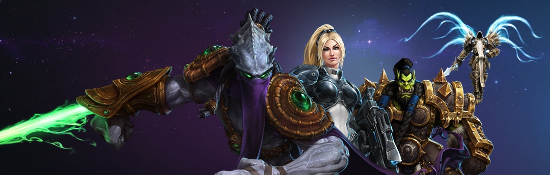 Análisis Heroes of the Storm