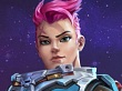 Heroes of the Storm - Habilidades de Zarya