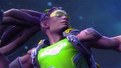 Video Heroes of the Storm - Lucio: Se acerca un subidón