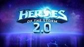 Video Heroes of the Storm - Presentación Versión 2.0