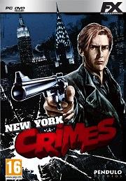 Carátula de New York Crimes - PC