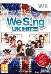 We Sing UK Hits Wii