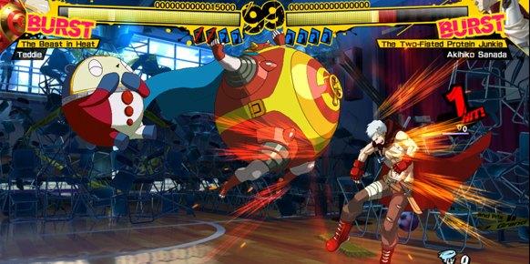 Persona 4 Arena: Persona 4 Arena: Impresiones jugables