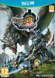 Carátula de Monster Hunter 3 Ultimate - Wii U