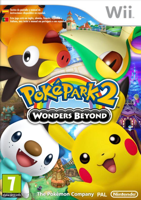 Pokepark 2 Un Mundo De Ilusiones Para Wii 3djuegos
