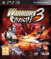 Carátula de Warriors Orochi 3 - PS3