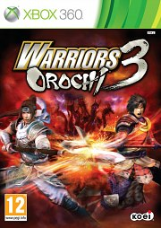 Carátula de Warriors Orochi 3 - Xbox 360