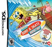 Bob Esponja: Surf & Skate DS