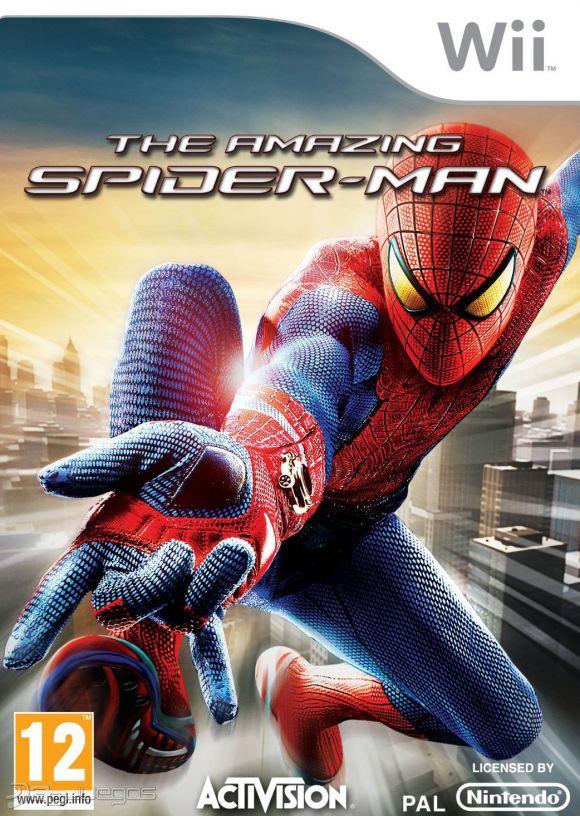 The amazing spider man para wii 3djuegos - Jeux de spiderman 7 ...
