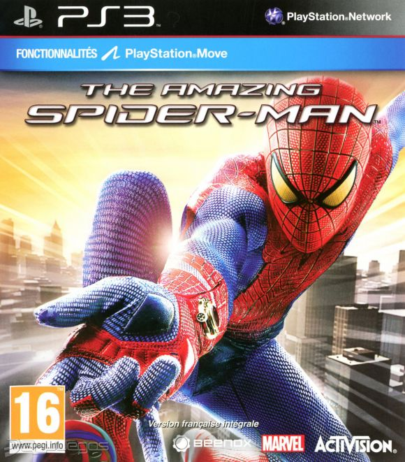 The amazing spider man para ps3 3djuegos - Jeux de spiderman 3 gratuit ...