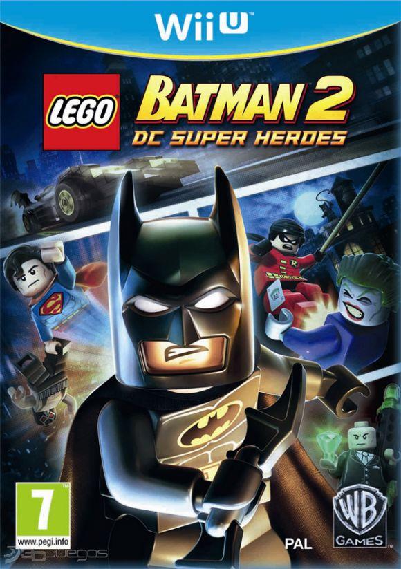 Lego Batman 2 Dc Super Heroes Para Wii U 3djuegos