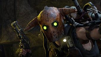 Evolve: Jack - Gameplay
