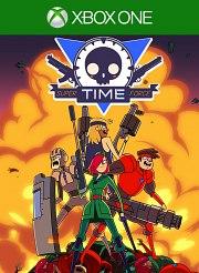 Carátula de Super Time Force - Xbox One