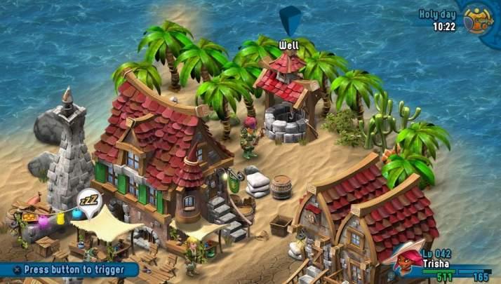 Imágenes de Rainbow Moon para Vita - 3DJuegos