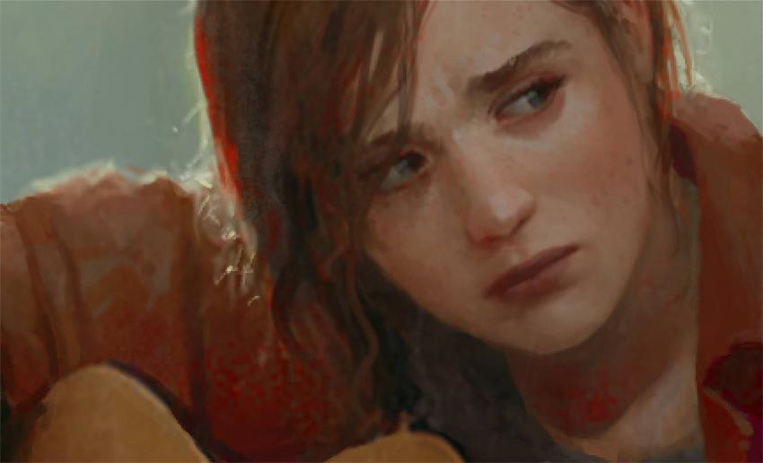 Un artista de The Last of Us muestra cómo sería una Ellie más mayor