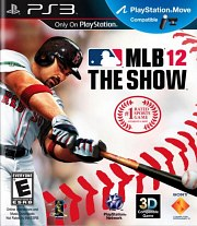 MLB 12: The Show PS3