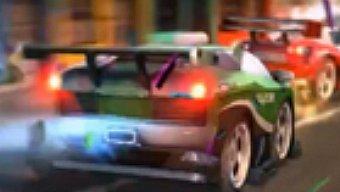 Video Bang Bang Racing, Debut Trailer