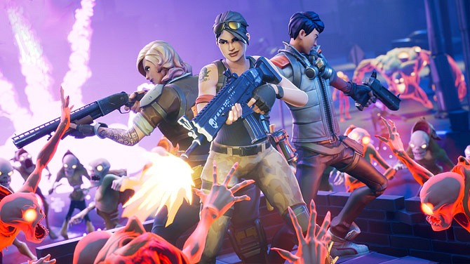 Fortnite En Nintendo Switch A Epic Games Le Gustaria 3djuegos