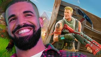 Fortnite: Twitch explota con un directo de Ninja y Drake