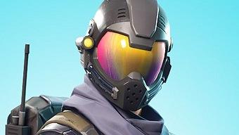 Una imagen de Fortnite descubierta en la eShop de Switch
