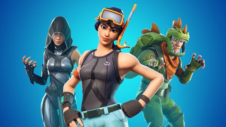 Fortnite tiene más jugadores concurrentes que todo Steam Fortnite-4720141