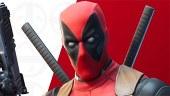 Da la bienvenida a Deadpool con este vídeo. El personaje de Marvel llega a Fortnite