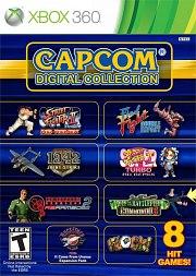 Carátula de Capcom Digital Collection - Xbox 360