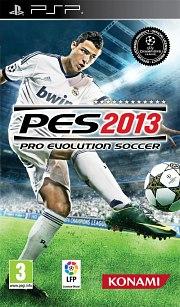 Carátula de PES 2013 - PSP