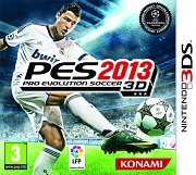 Carátula de PES 2013 - 3DS
