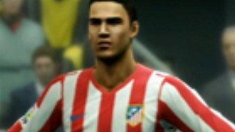 Video PES 2013, Gameplay: Duelo de Atléticos