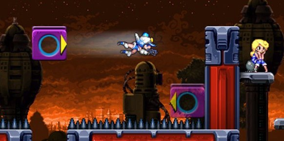 Mighty Switch Force! an�lisis
