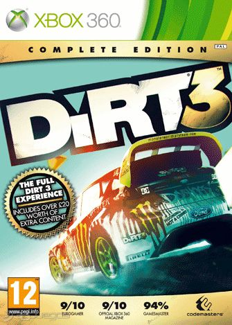 Dirt 3 complete | ebay.
