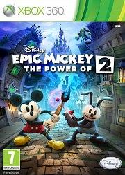 Carátula de Epic Mickey 2 - Xbox 360