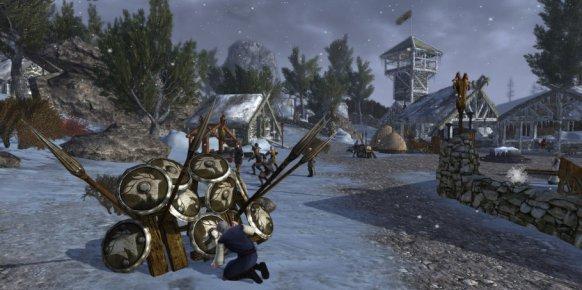 El Señor de los Anillos Online: Riders of Rohan