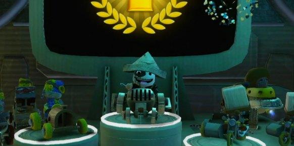 LittleBigPlanet Karting an�lisis