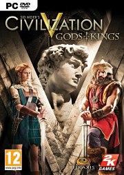 Carátula de Civilization V: Dioses y Reyes - PC