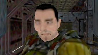 ¿Cómo se vería Doom 3 en un ordenador de 1998?
