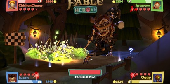 Fable Heroes an�lisis