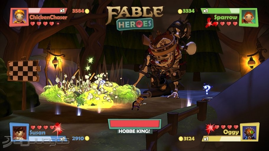 Fable Heroes - An�lisis