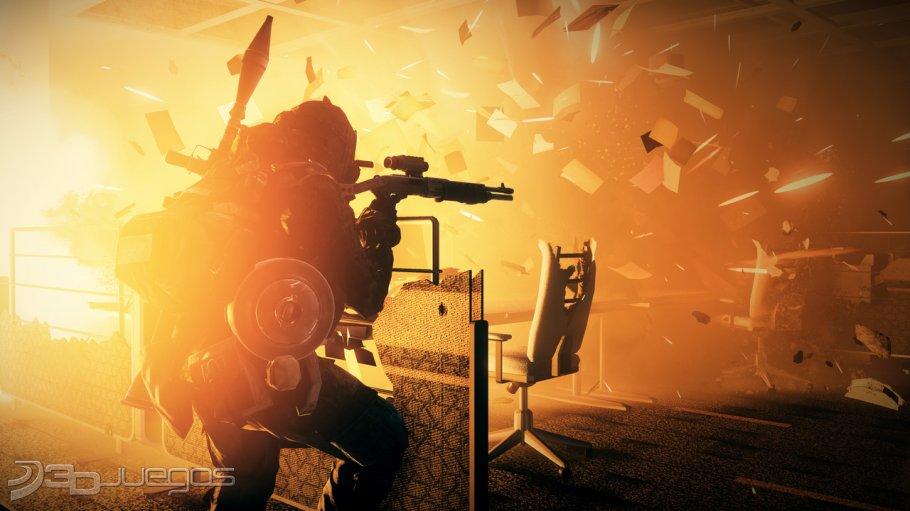 Battlefield 3 Close Quarters - An�lisis