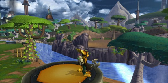 Ratchet & Clank Trilogy HD análisis