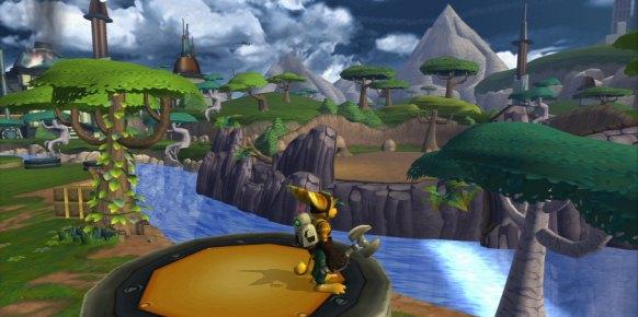 Ratchet & Clank Trilogy HD an�lisis