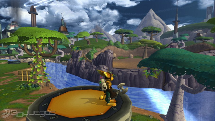 Ratchet & Clank Trilogy HD - An�lisis